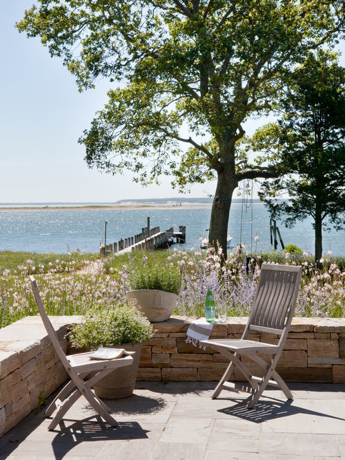 Beach Style New York Patio Design Ideas Remodels Photos