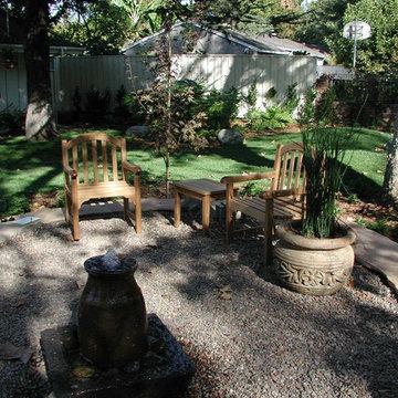 Sherman Oaks Landscape
