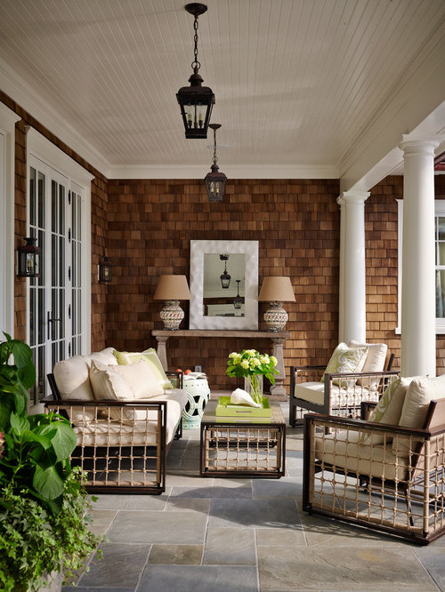 Cheap patio flooring ideas ideas pictures remodel and decor for Cheap porch flooring ideas