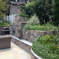 Craftsman Patio by SBI Building Materials & Landscape Supplies
