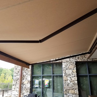 Sierra Nevada Brewing Retractable Awning