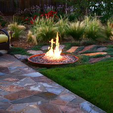 Contemporary Patio by Change of Seasons - Gary Kernick