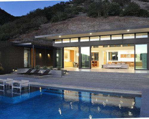 modern outdoor design ideas pictures remodel decor. Black Bedroom Furniture Sets. Home Design Ideas