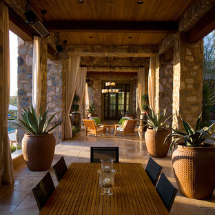 Silverleaf Ranch Hacienda Loggia