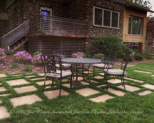 Simple Patio Designs | Houzz on Basic Patio Ideas id=93955