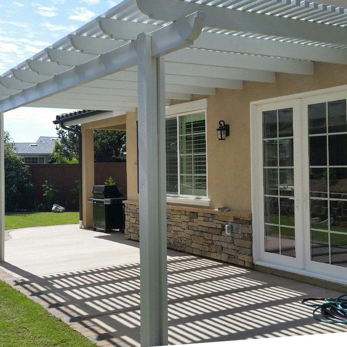 Simple Yet Elegant Backyard