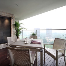 Contemporary Patio by 2nd Phase Design