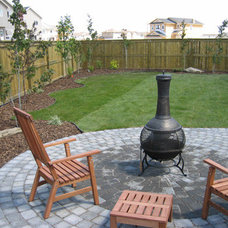Patio by Calgary Landscaping Service