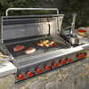 How to Get a Built-In Outdoor Grill