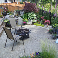 Traditional Patio by Puget Sound Landscaping, Inc.