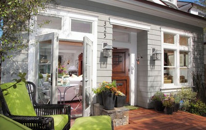 Houzz Tour: Eclectic Country Beach House