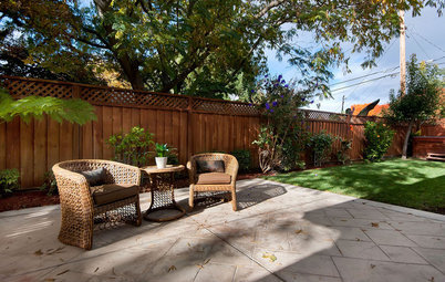 Outdoor Fix-Ups: Updating a Tired Old Fence