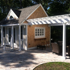 Traditional Patio by Whitcomb Remodeling, Inc