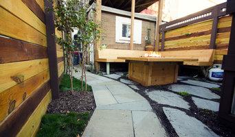 Small Urban Outdoor Yard