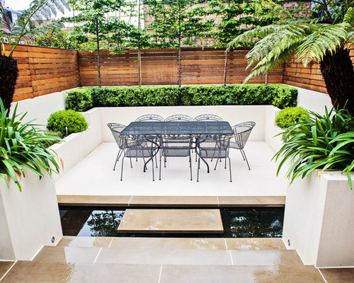 Container Garden Design Property our 25 best mid-sized patio container garden ideas & designs | houzz