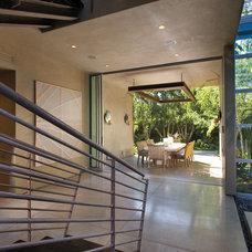 Contemporary Patio by Prestige Builders