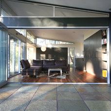 Contemporary Patio by Sandberg Schoffel Architects