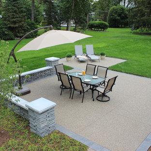 75 Beautiful Transitional Decomposed Granite Patio ... on Decomposed Granite Backyard Ideas id=38147
