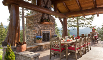 Snowy Elk Lodge | Outdoor Dining Area