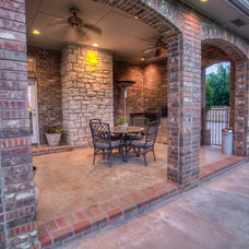 Traditional Patio by Wyatt Poindexter of Keller Williams Elite