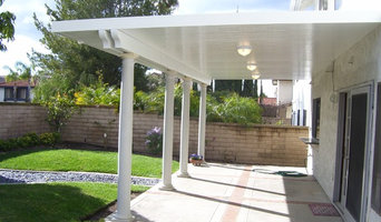 Solid Roof patio covers