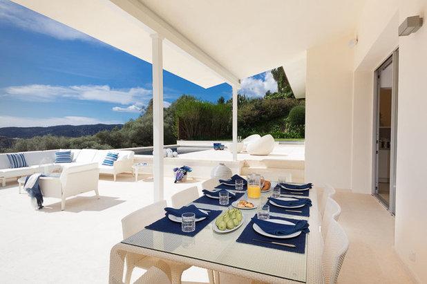 10 mesas con estilo para disfrutar del buen tiempo