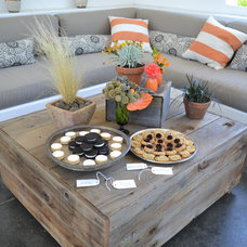 Eclectic Patio by Girasole Sonoma