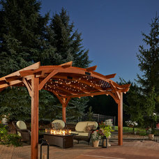 Traditional Patio by The Outdoor GreatRoom Company
