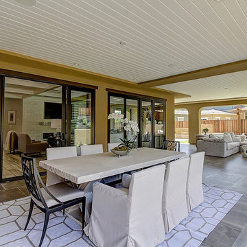 Sorellas by SummerHill Homes: Residence 2 Outdoor Living Space