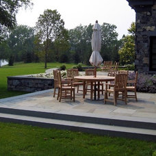 Contemporary Patio by Wagner Hodgson