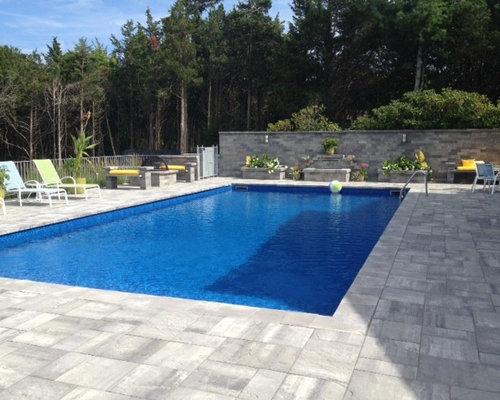 Southampton, NY Pool Patio