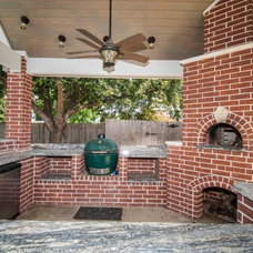 Traditional Patio by House of Holland - TX