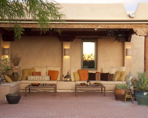 Southwest Patio Ideas, Pictures, Remodel and Decor