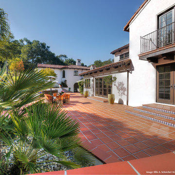Spanish Colonial Revival Extreme Remodel- 07389