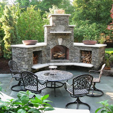 Tropical Fire Pits by Premier Service