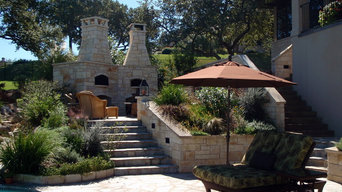Spicewood Fireplace and Wood-burning Oven