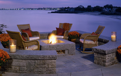 Draw a Crowd With a Fire Pit