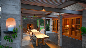 St. Croix Retreat: Outdoor Dining Patio