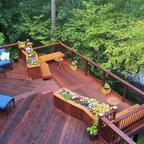 Hillside Decks