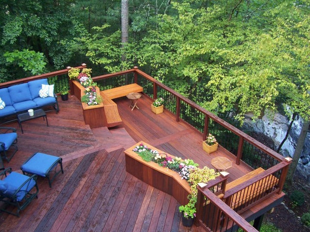 Lovely Contemporary Patio By Ogne Remodeling U0026 Roofing
