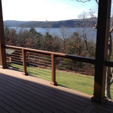 Modern Patio by Stainless Cable & Railing, Inc.