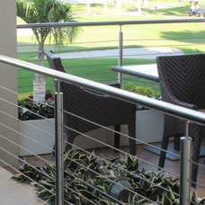 Modern Patio by Stair system store