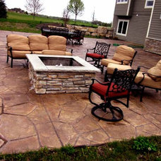 Traditional Patio by Above Quality, Inc.