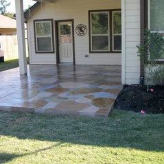 Aztec Decorative Concrete Houston Tx Us 77084