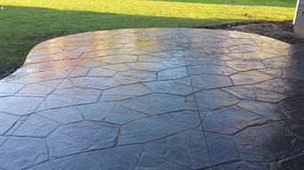 Stamped Patio Lakeville MN