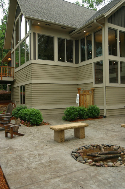 Traditional Patio by Landsted Companies, LLC