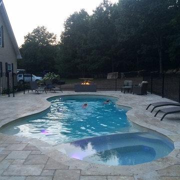 Stewart pool