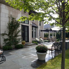 Eclectic Patio by Architectural Gardens, Inc