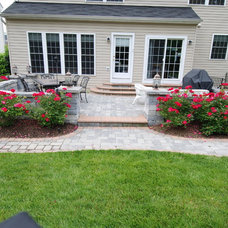 Traditional Patio by Vista Pro Landscape & Design