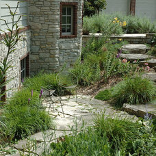 Traditional Patio by Land Architects, Inc.